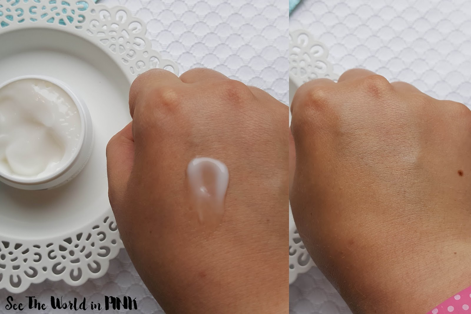 New Nivea 2-in-1 Moisturizing Primer Review