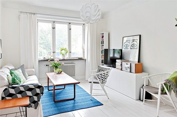 Tips To Take Advantage of The Space In Small Rooms 10