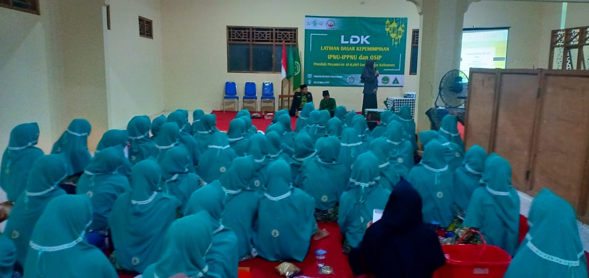 Sempat Vakum, PK IPNU-IPPNU PP Al Kahfi Somalangu Adakan Latihan Dasar Kepemimpinan