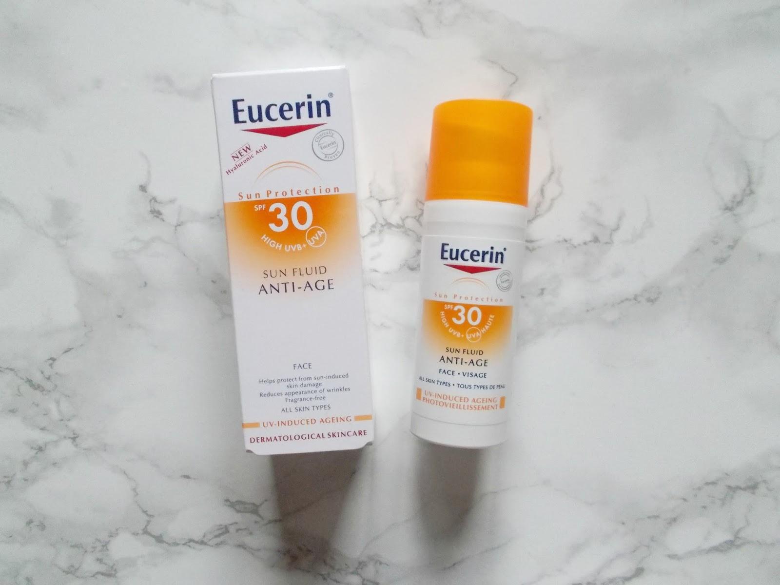 Eucerin spf 30 anti age sun fluid
