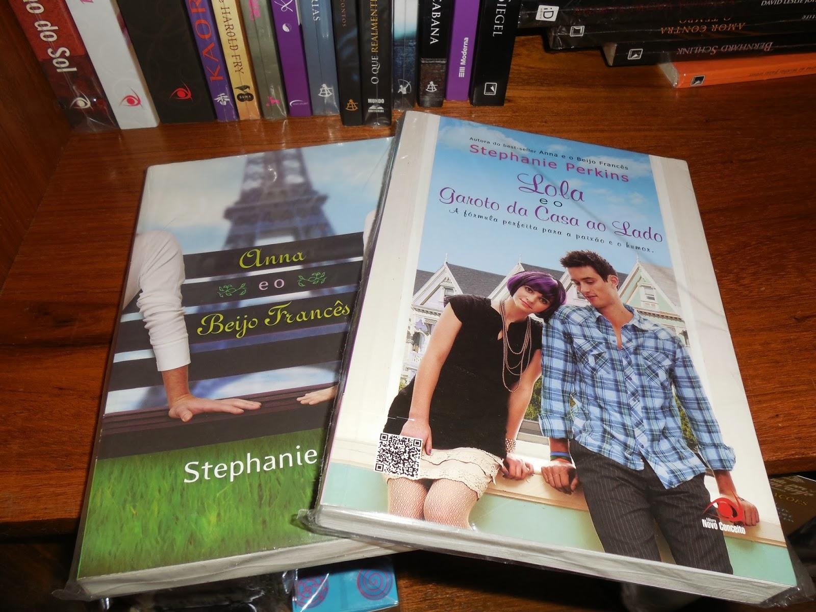 5ee38ee5d Gostei muito desses dois livros, então se é uma autora que tudo que lançar  vou comprar é ela! O