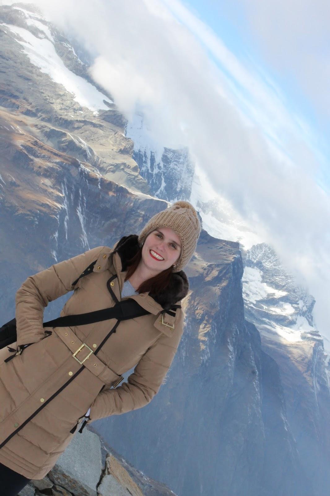 Montanha de Gornergrat - Zermatt