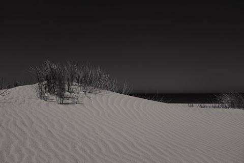 POESÍA Las dunas guardan cerrojos | Edgar Loredo