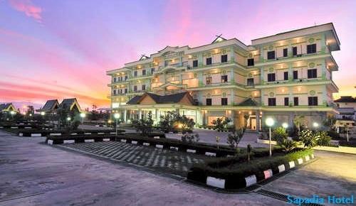 Hotel di Rokan Hulu
