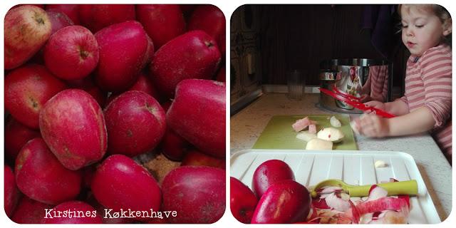 æbler, æbler, æbler