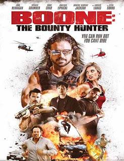Boone  The Bounty Hunter  2017