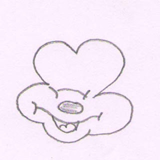 Draw Micky Mouse 5
