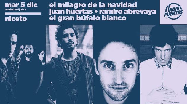 Ramiro Abrevaya y El Milagro de la Navidad en Niceto