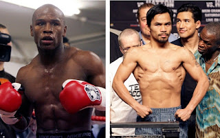 what is floyd mayweather and manny pacquiao net worth
