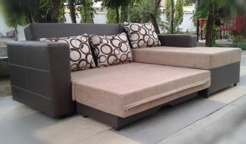 Gambar model Sofa Bed Minimalis terbaru