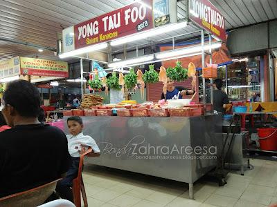 Yong Taw Foo Taiping, Belakang Bomba