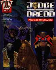 Judge Dredd: Tales of the Damned