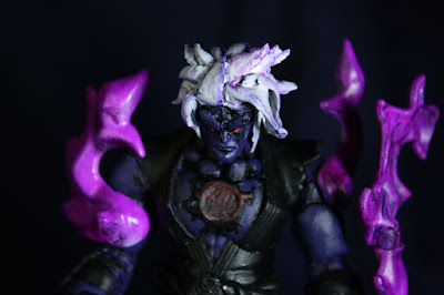 Custom Action Figure Oni Ryu