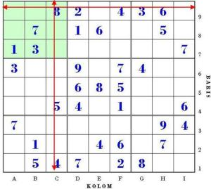How to Play Sudoku Game for Beginners, Tips and Trick 4
