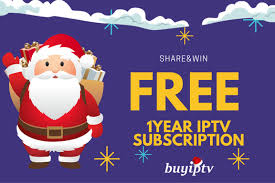 YOU WANT WIN FREE YEAR IPTV STABEL FULL CHANNELS