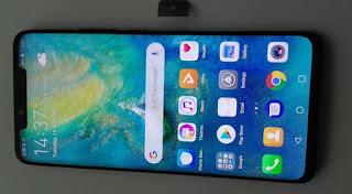 هواوي تعلن عن هاتفها الجديد Mate 20 Pro