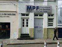 PF deflagra operação contra fraude em obras na PB, detém prefeito e prende três