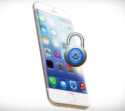 Unlock iPhone 6s bằng code