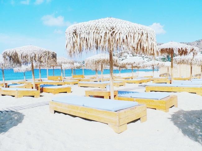 Best Ios beach bars
