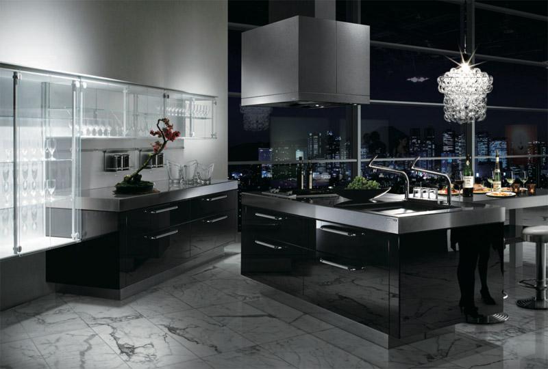 Cocinas de lujo ideas para decorar dise ar y mejorar tu for Cocinas integrales modernas de lujo