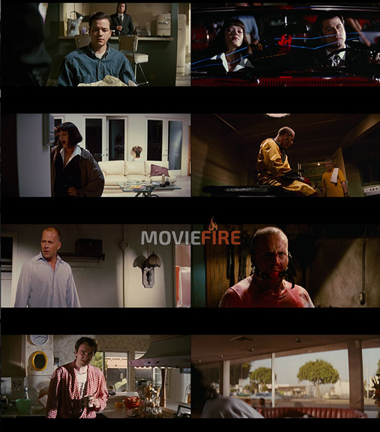 Pulp Fiction (1994) 1080p