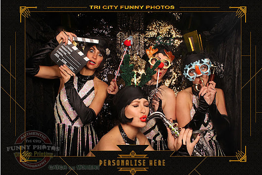 Tri City Funny Photos (PHOTO BOOTH)