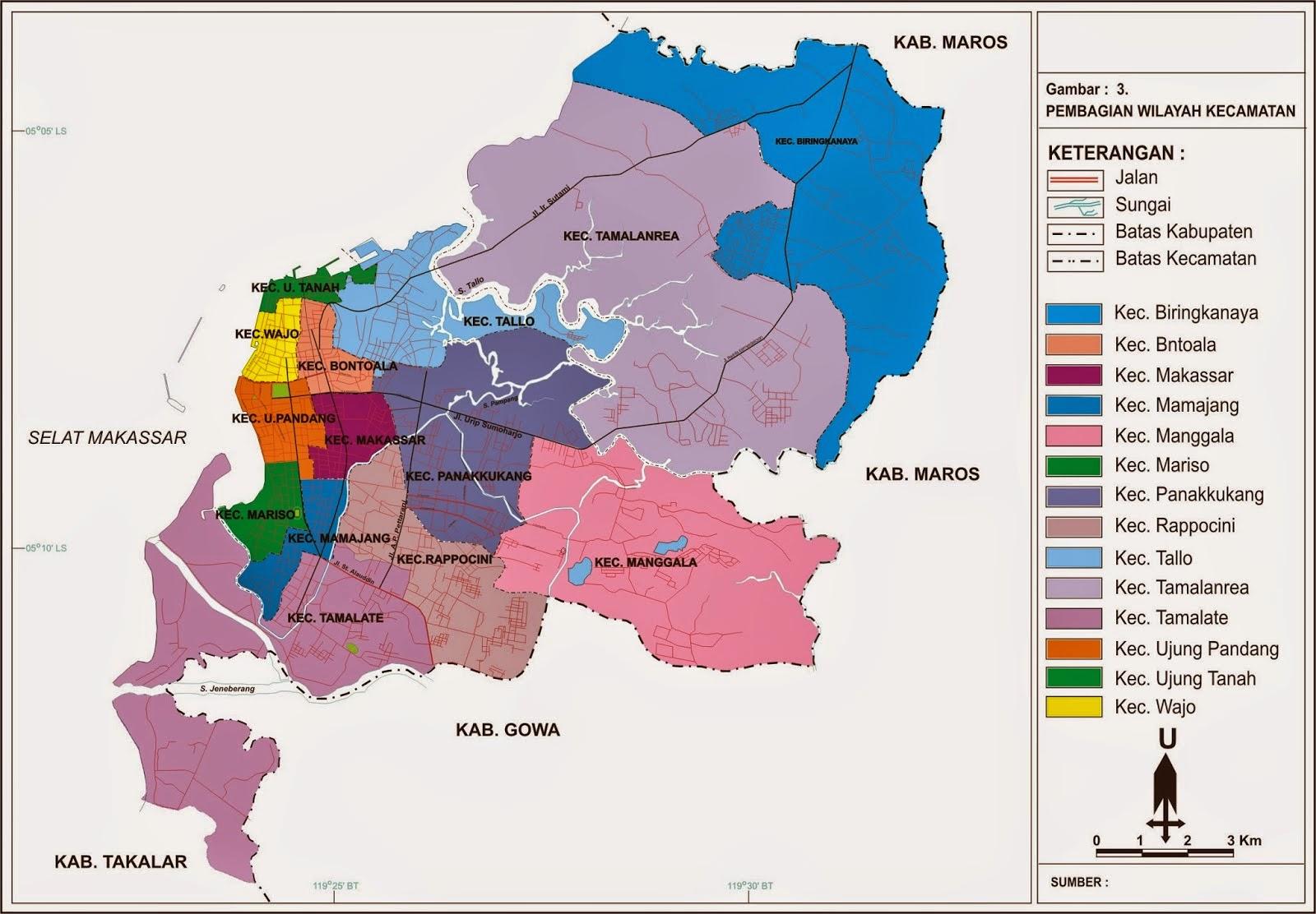 RIMNIT: Peta Makassar