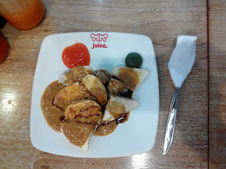 Siomay ala MM Juice