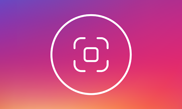 Cara Scan Nametag di Instagram