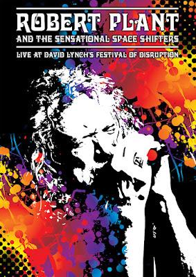 Lo nuevo de Robert Plant.