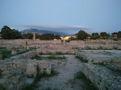 Tra le rovine delle antiche civiltà