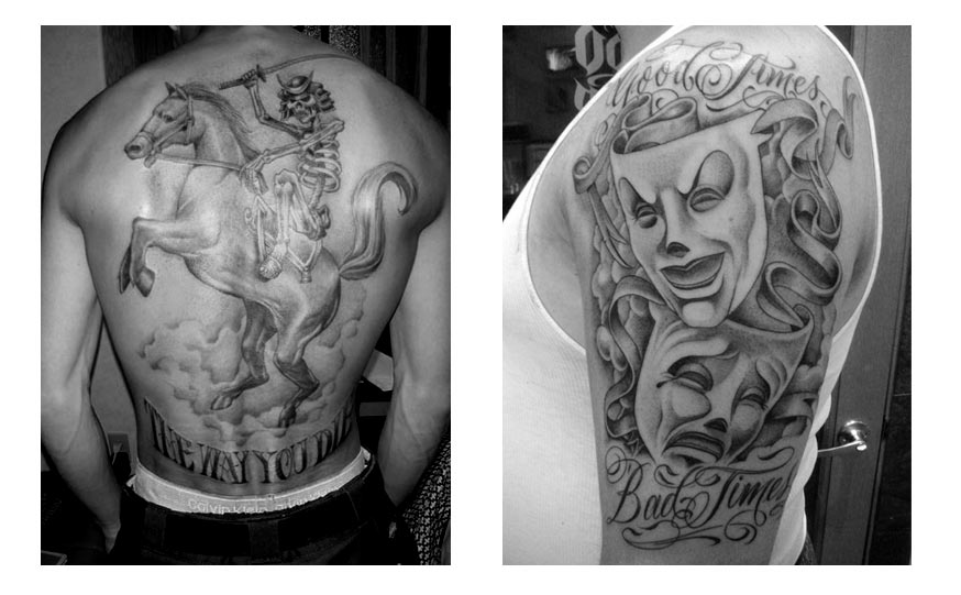 Tato Art Styles: Tattoo Lifestylez: TATTOO LIFESTYLEZ ARTIST FEATURE