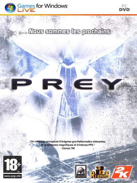تحميل لعبة Prey مضغوطة برابط واحد مباشر + تورنت كاملة مجانا