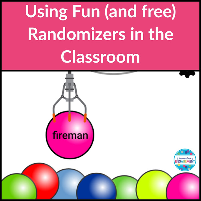 This post shares some great ways to use a (FREE) set of random generators.