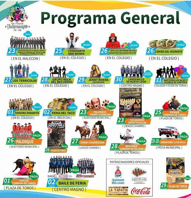 programa feria tlaltenango 2017-2018