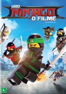 LEGO Ninjago: O Filme Dublado Online