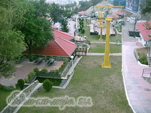 Парк Олимп, фото