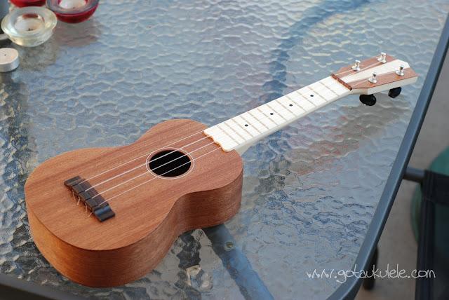 Bruno 6 soprano ukulele