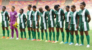 Super Falcons of Nigeria