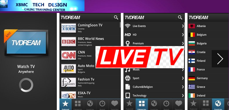 Download TVDream StreamZ (Pro) IPTV Apk For Android Streaming World Live Tv ,Sports,Movie on Android      Quick TVDream StreamZ (Pro)IPTV Android Apk Watch World Premium Cable Live Channel on Android