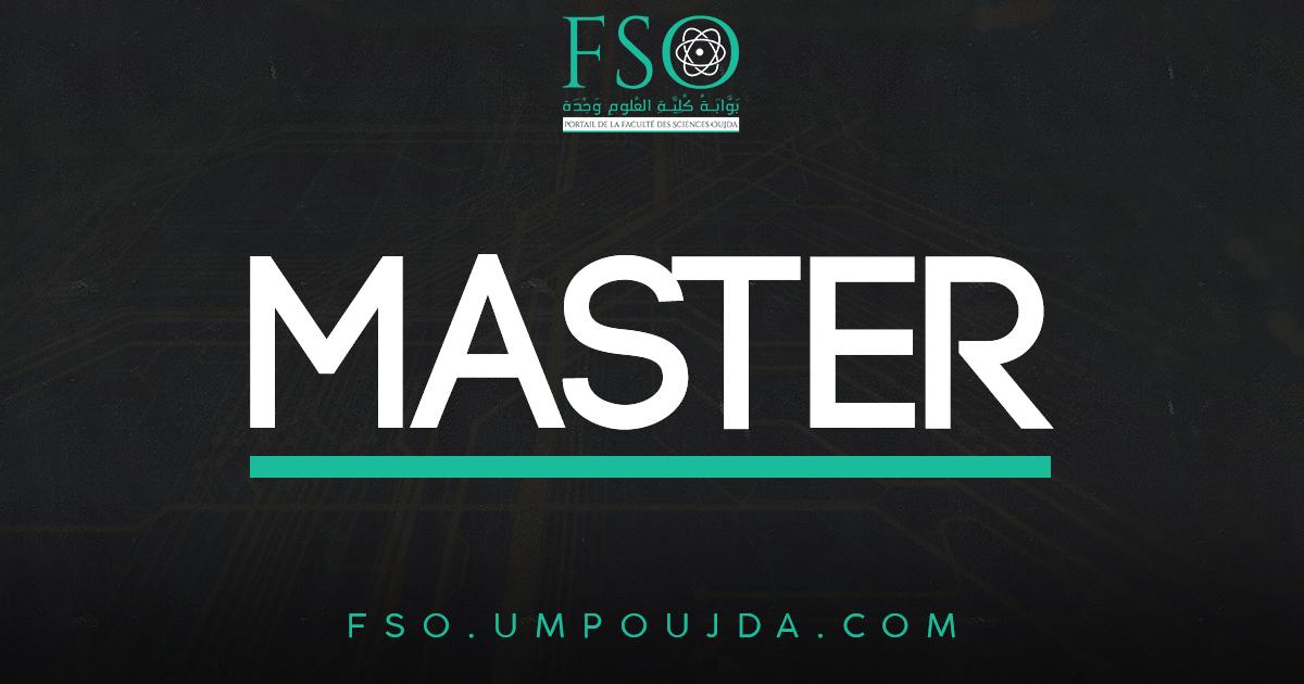 Avis de concours : Master spécialisé Ingénierie Horticole et Paysagère 2018/2019