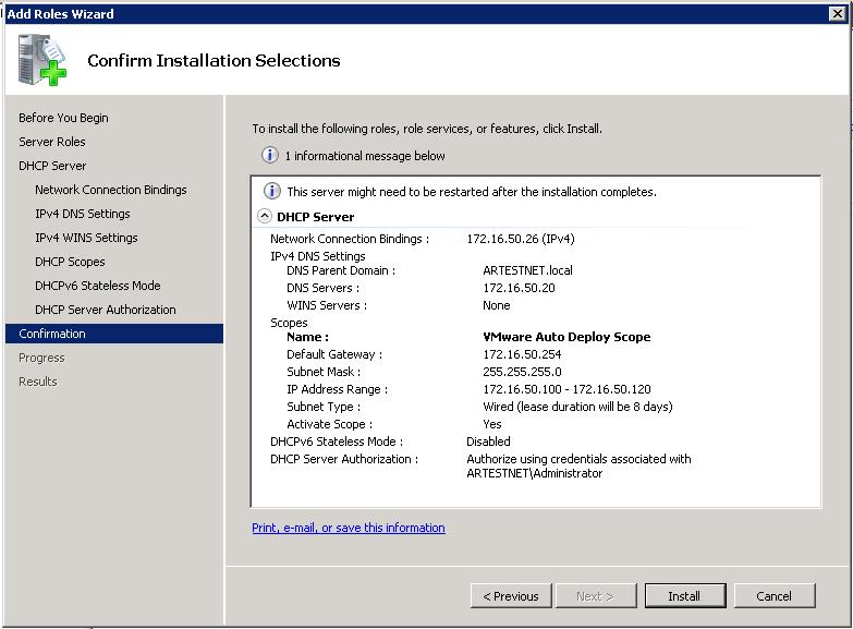 vSphere 6 0 - VMware Auto Deploy Configuration | TechCrumble