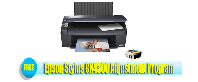 Epson Stylus CX4300 Adjustment Program