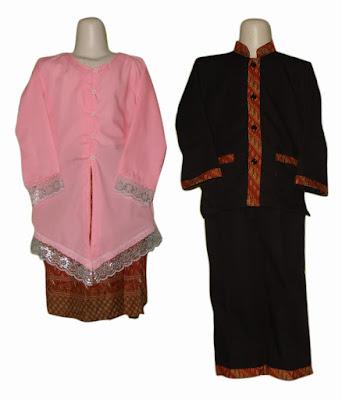 pakaian adat sunda rakyat jelata