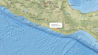 terremoto mexico 16 de febrero 2018
