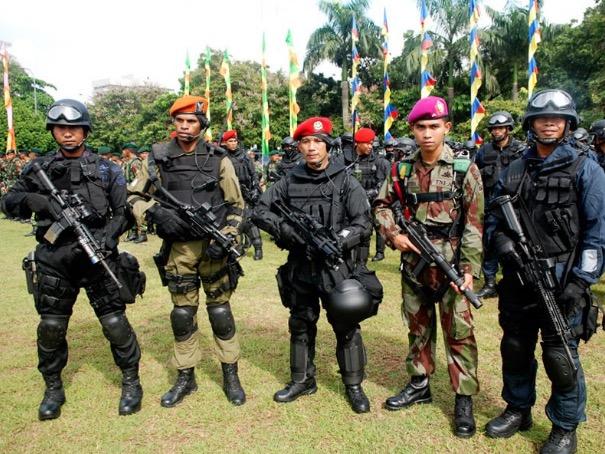 Inilah Tentera Dari 5 Negara Di Dunia Yang Paling Digeruni Amerika
