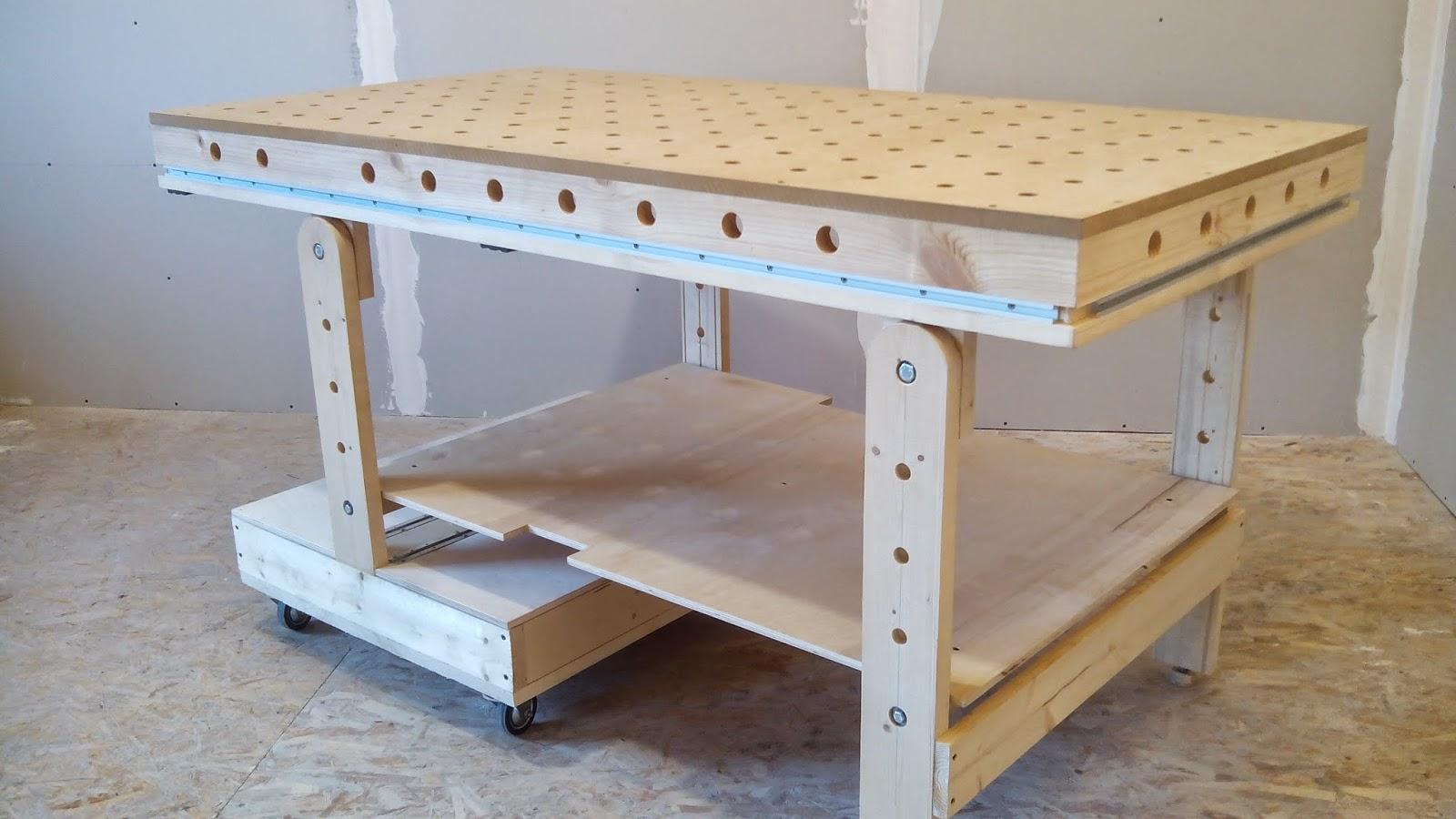 1000 images about shop on pinterest workbenches miter. Black Bedroom Furniture Sets. Home Design Ideas