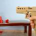 โครตเจ๋ง สร้างปืนจากกระดาษ