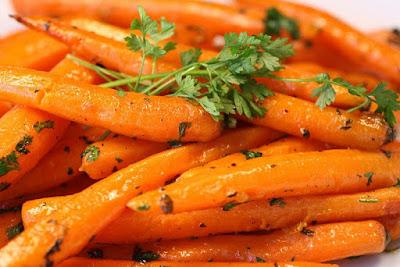 الخضروات البرتقالية مهمة لانتاج الكولاجين