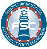 Logo BVI FSC - Regulator broker forex British Virgin Island
